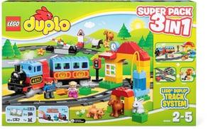 W14 LEGO DUPLO ZUG VALUE PACK 66494