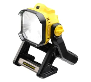 Lampe LED chantier 18 V sans batterie