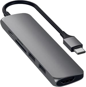USB-C Slim Aluminium V2