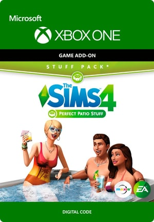 Xbox One - THE SIMS 4: PERFECT PATIO STUFF