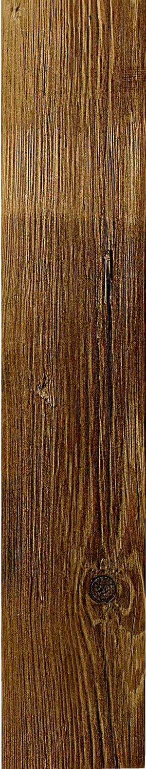 Planches vieux bois marron 20 x 80-120 x 2000 mm 5 pcs.