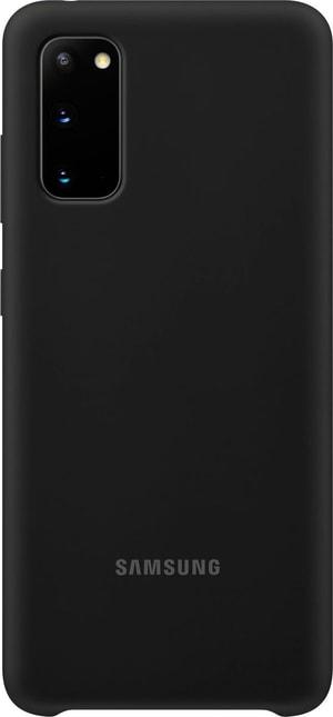 Silicone Hard-Cover Nero