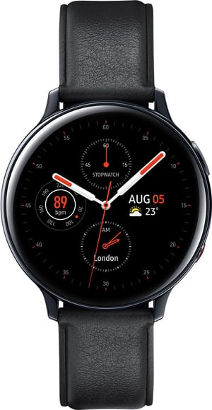atch Active 2 Steal 44mm LTE nero