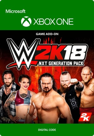 Xbox One - WWE 2K18 NXT Generation Pack