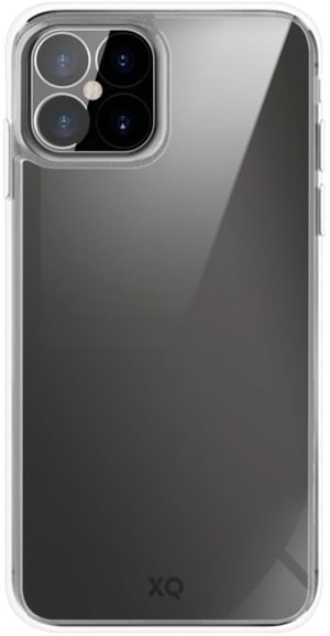 Phantom glass Anti Bac for iPhone 12 / 12 Pro clear