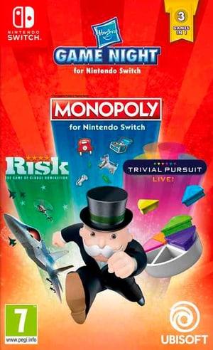 NSW - Hasbro Game Night Compilation
