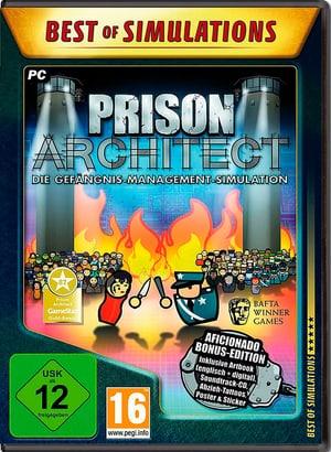 PC/Mac - Prison Architect Aficionado