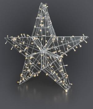 LED stella grande, 90 cm