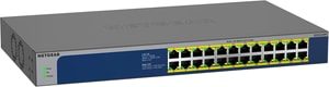 GS524PP-100EUS 24-Port Gigabit unmanaged PoE+ Switch