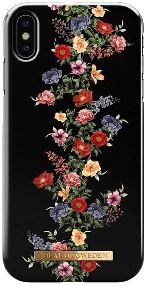 Hard Cover Dark Floral