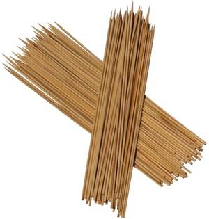 Brochettes en bois