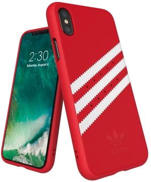 Basics Moulded Case rosso/bianco