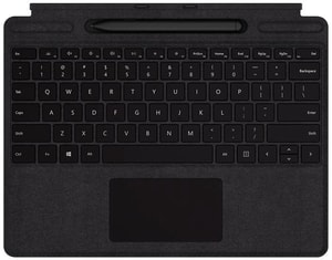 Surface Pro X Type Cover schwarz inkl. Pen