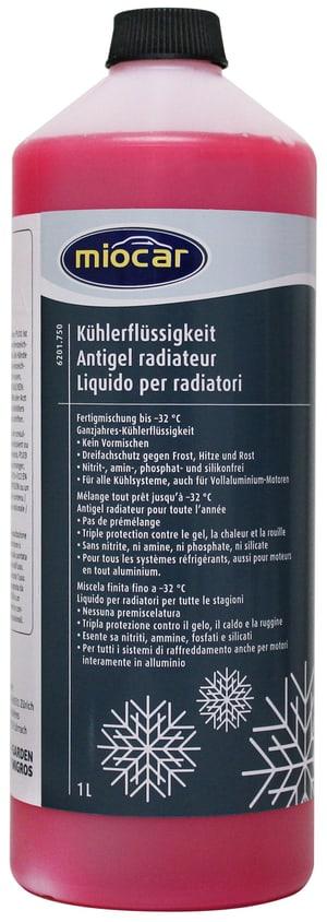 Liquide de refroidissement sans silicate 1l