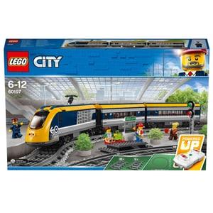 Lego City Le train de passagers télécommandé 60197