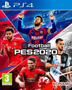 PS4 - PES 2020 - Pro Evolution Soccer 2020