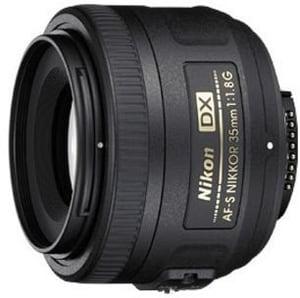 AF-S DX 35mm F1.8 G