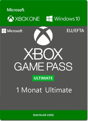 Xbox One - Game Pass Ultimate 1 mois