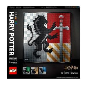 Art 31201 Harry Potter™ Les blasons de Poudlard