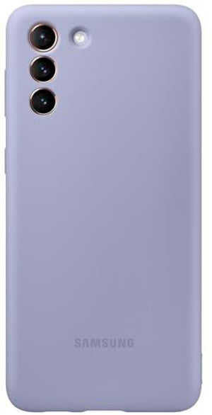 Silikon-Backcover  Silicone Cover Violet