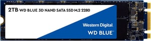 Blue 3D NAND SATA SSD 2TB, m.2 2280