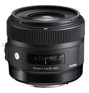 30mm F1.4 DC HSM Art Canon