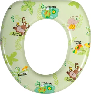 Siège de WC Baby-Soft