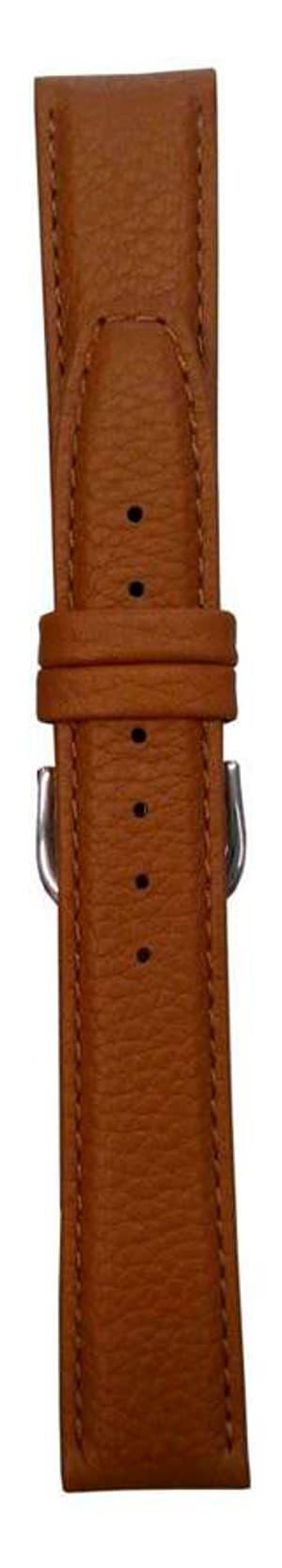 Bracelet de montre PIG PADDED marron 16mm