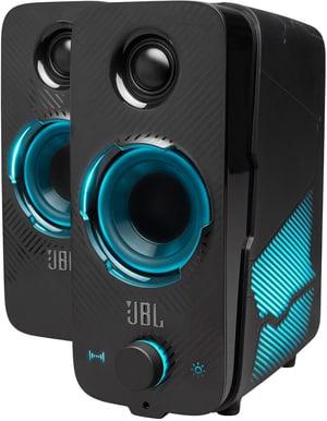 Haut-parleurs de PC Quantum Duo Noir