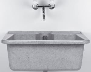Waschbecken Wega granit