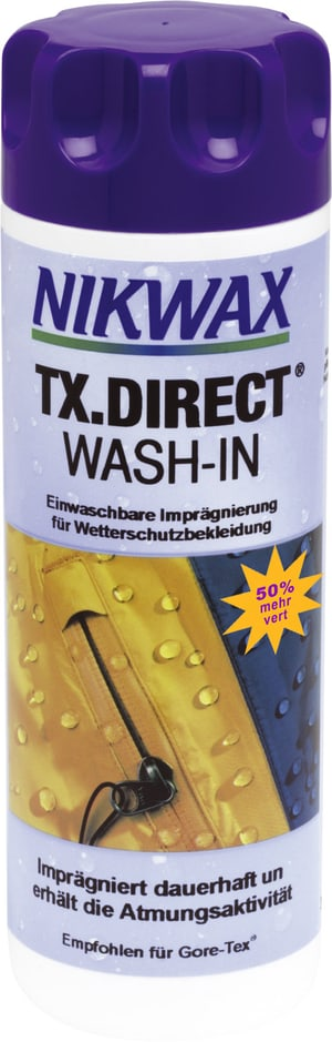 TX. Direct Wash-In 300ml