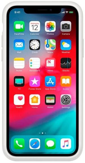 iPhone XR Smart Battery Case Weiss