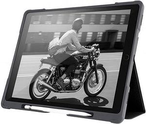 """Dux Plus - Case für iPad Pro 12.9"""" - Schwarz/Transparent"""