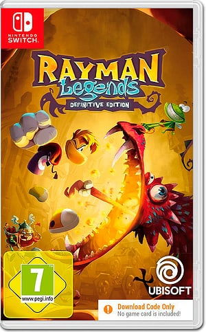NSW - Rayman Legends - Definitive Edition