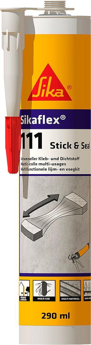 Sikaflex 111  Stick & seal 290 ml