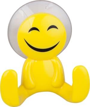 Saugnapfhaken Smiley