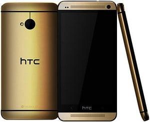HTC One 32GB gold