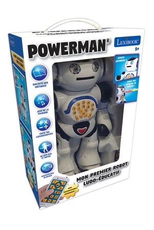 Powerman Robot FR