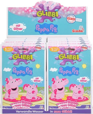 Peppa Pig Glibbi 1 Suprise Bag