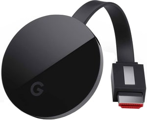 Chromecast Ultra 4K EU-Version