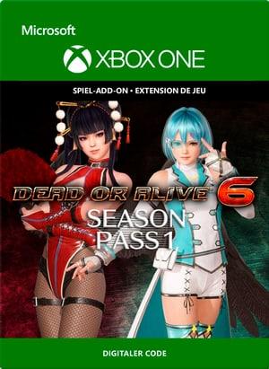 Xbox One - Dead or Alive 6: Season Pass