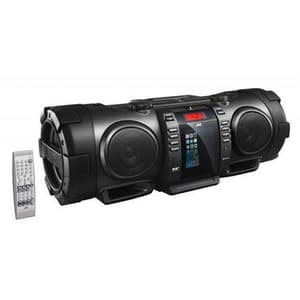 JVC RV-NB100E Boomblaster, Schwarz