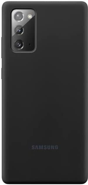 Silicone Cover Note 20 black