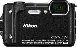 Coolpix W300 nero