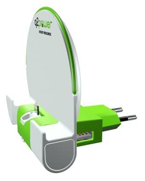 Dock & Charge Euro Lightning USB