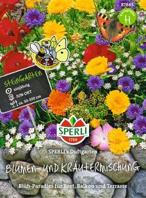 Blumen- & Kräutermischung Sperli´s Duftgarten