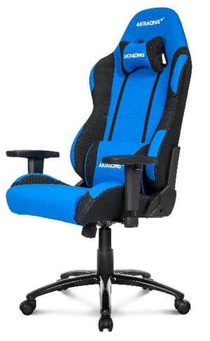Prime siège de jeu bleu / noir