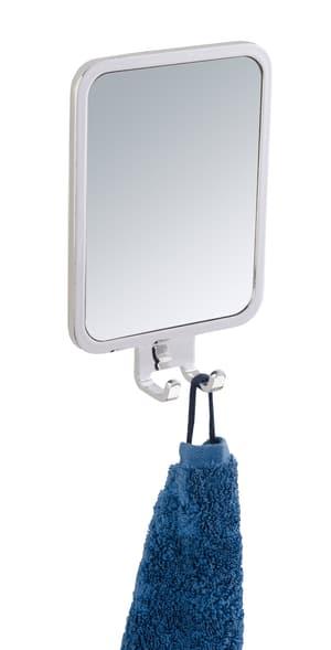 Specchio Antiappannamento In Acciaio Inox