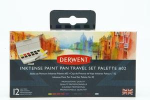 12 Inktense Paint in scatola da viaggio #2