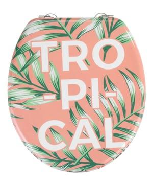 Abattant Tropical